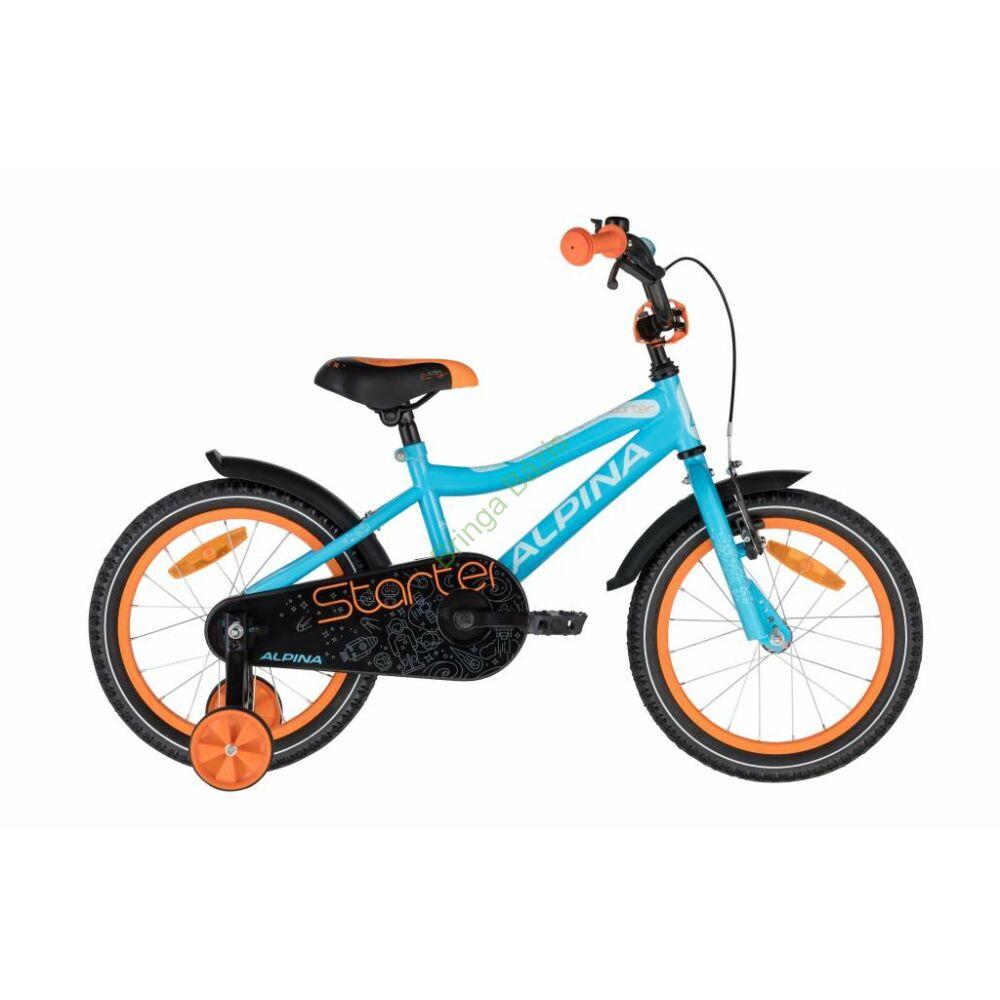 Alpina Starter gyerkkerékpár