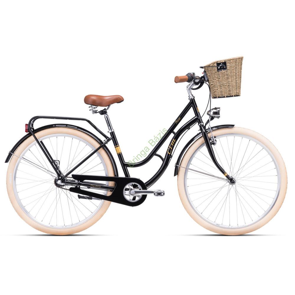 CTM FIORE city kerékpár