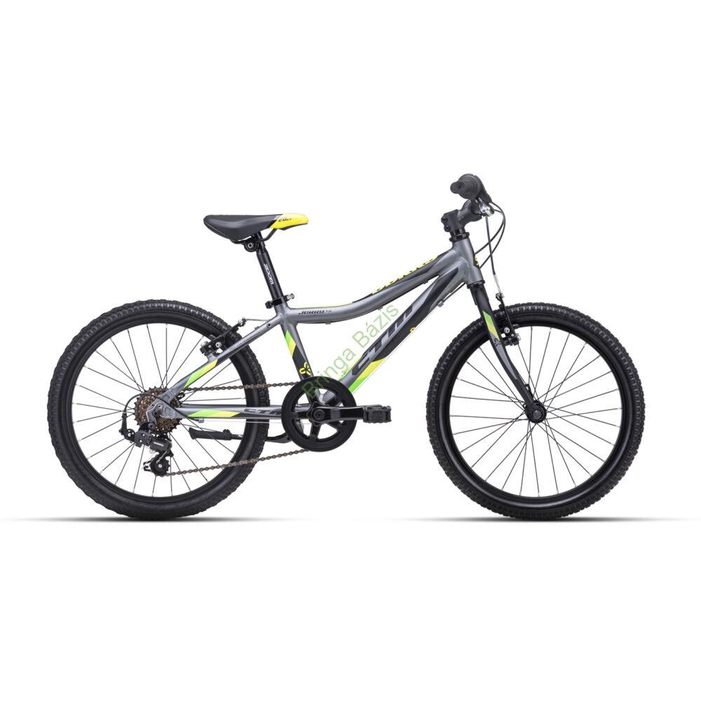 CTM Jerry 1.0 gyerek kerékpár 20'', sárga