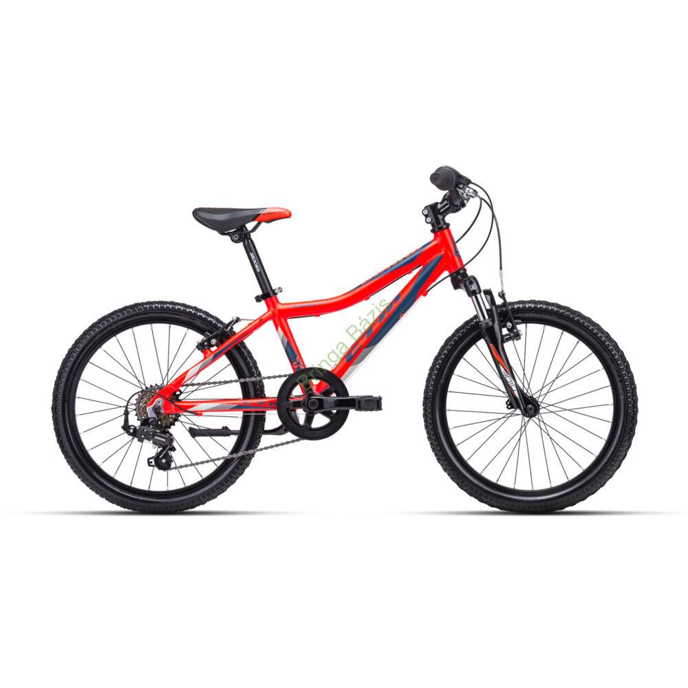 CTM Jerry 2.0 gyerek kerékpár 20'', narancs
