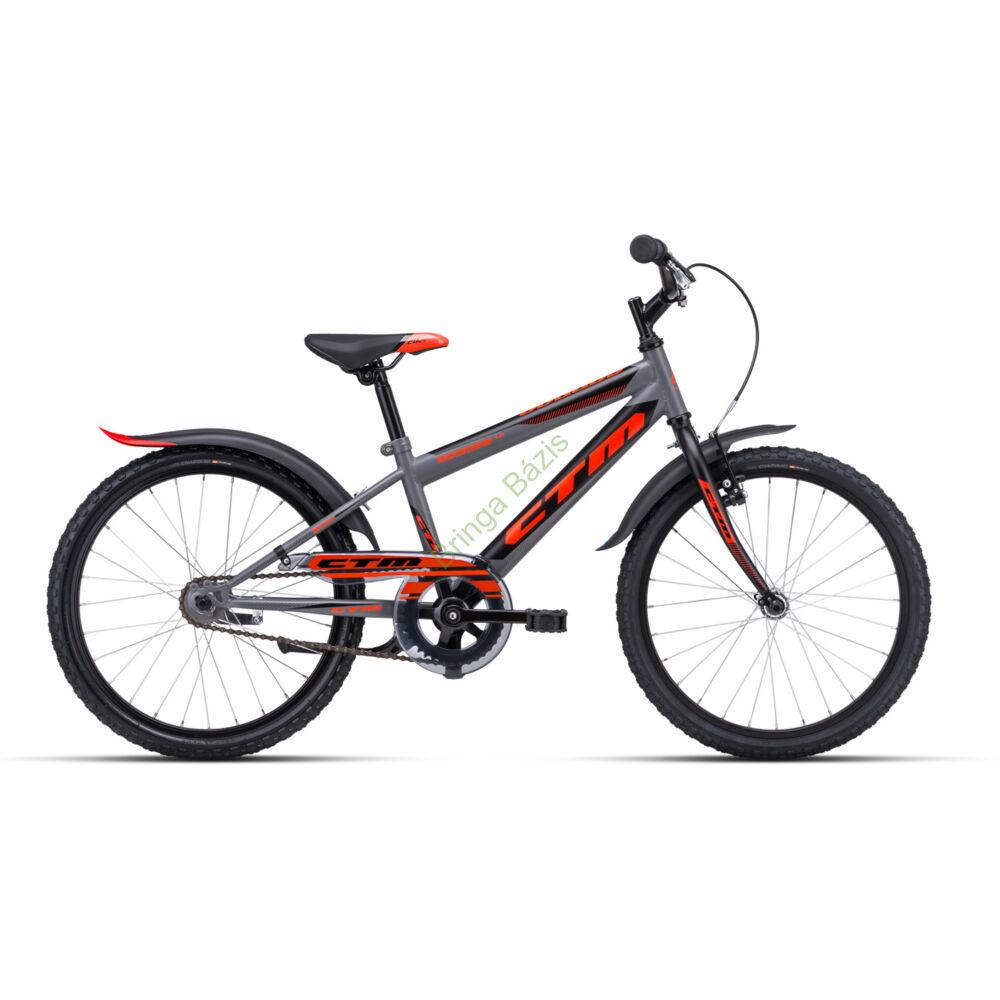 CTM SCOOBY 1.0 20 gyerek kerékpár (narancs)