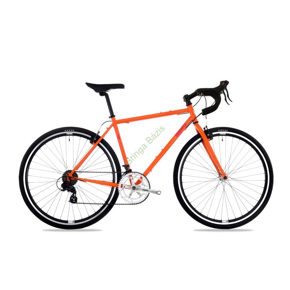 Csepel Rapid 3* gravel kerékpár - narancs