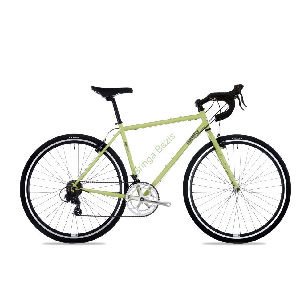 Csepel Rapid 2.0 Sora gravel kerékpár - zöld