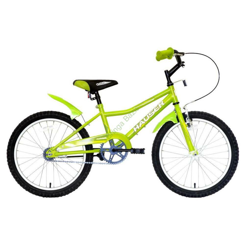 Hauser Puma gyerekkerékpár 20'', zöld
