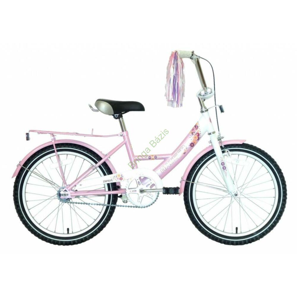Hauser Swan gyerekkerékpár 20'', pink
