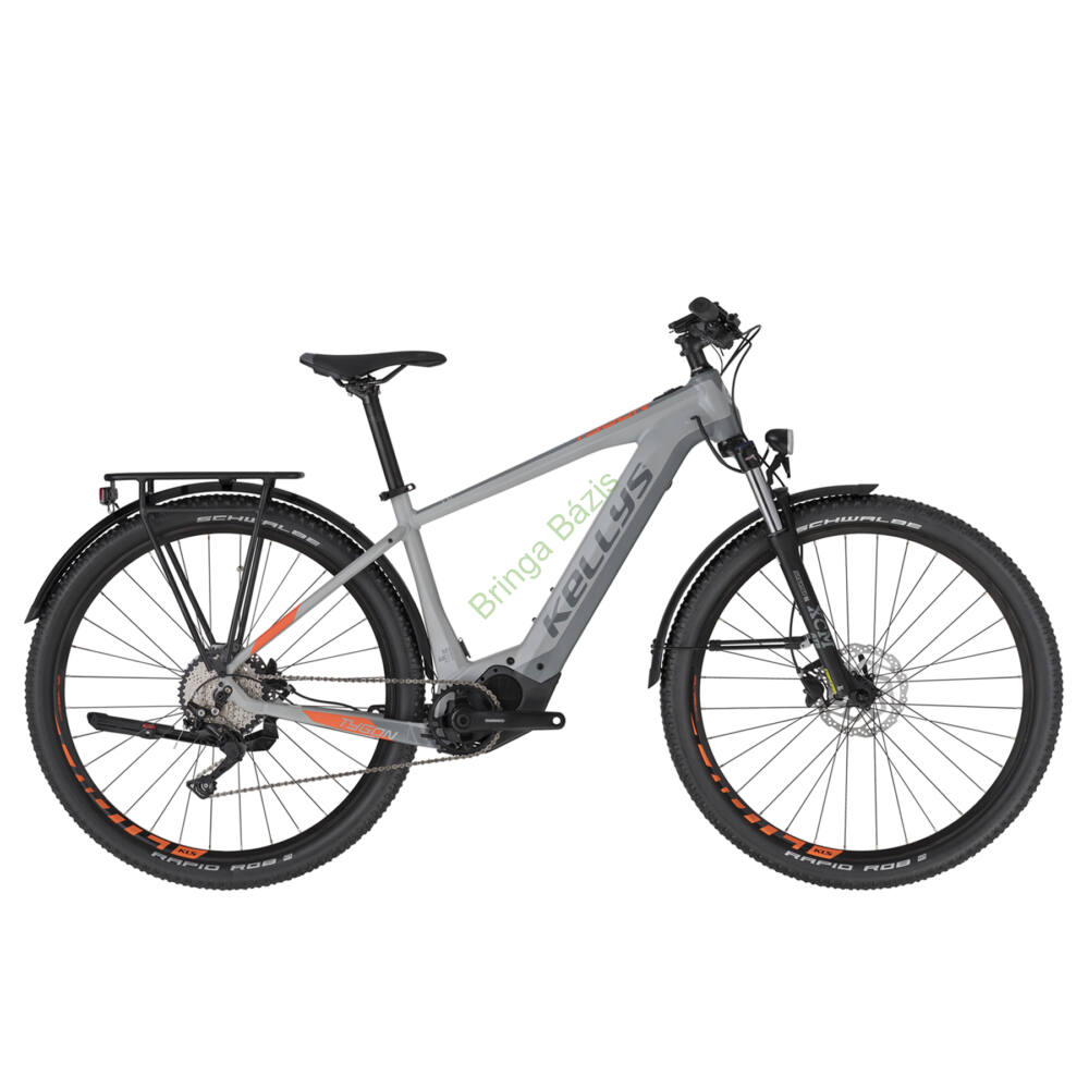 Kellys Tygon 30 MTB 29 e-bike, Shimano középmotor, 10s