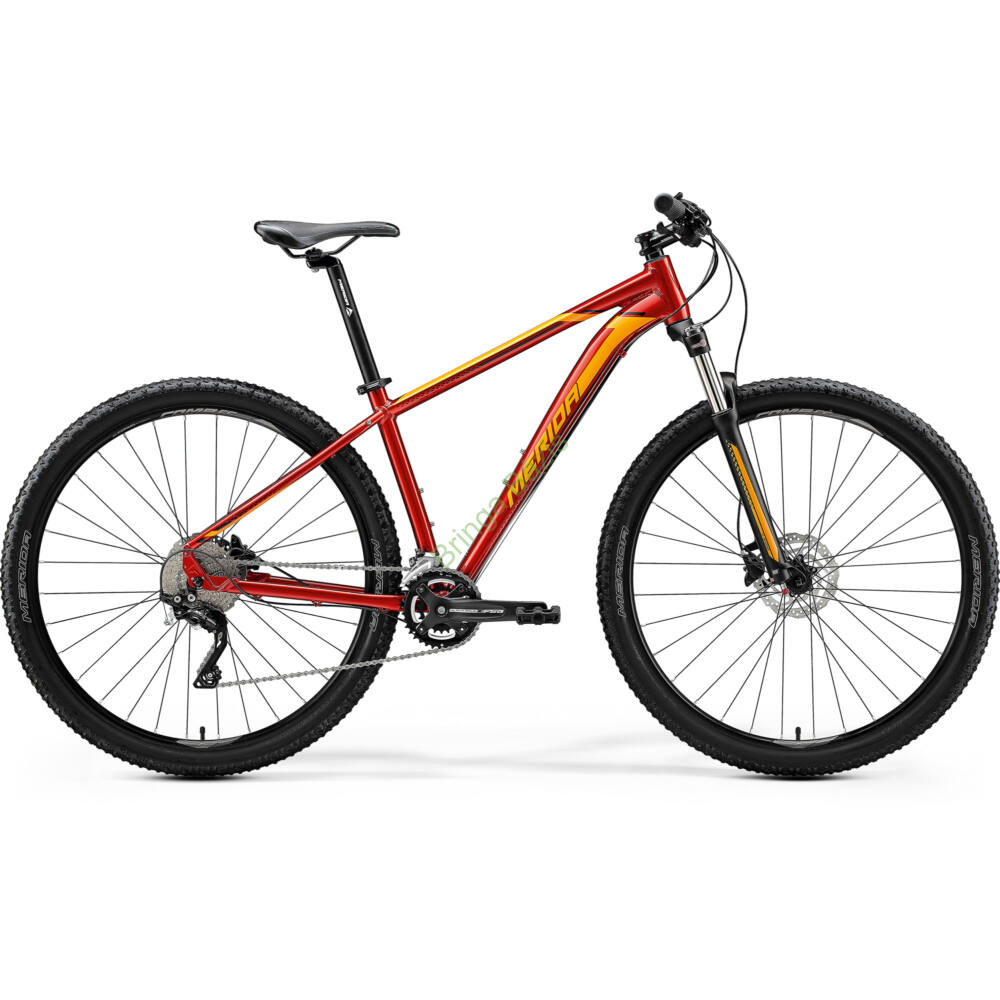 Merida Big Nine 40-D MTB 29 kerékpár