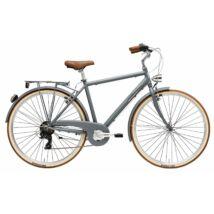 Adriatica Retro férfi city kerékpár, 6seb