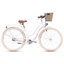 CTM SUMMER agyváltós city kerékpár, pink