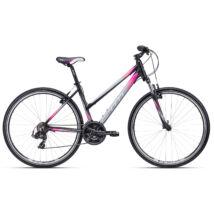 CTM MAXIMA 1.0 női cross kerékpár, pink