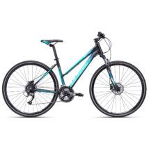 CTM BORA 2.0 női cross kerékpár, türkiz