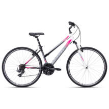 CTM JESSIE női cross kerékpár, pink