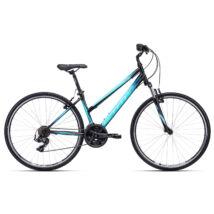 CTM JESSIE női cross kerékpár, türkiz
