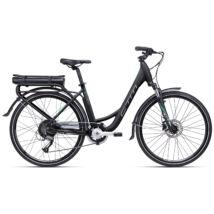 CTM E-TERRA city e-bike 26'', fekete