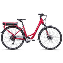 CTM E-TERRA city e-bike 28'', piros