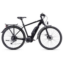CTM METRIC C city e-bike, Shimano középmotoros, 9s