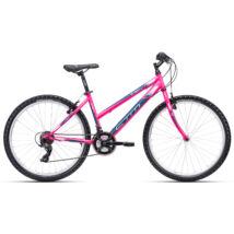 CTM STEFI 1.0 MTB 26'' női kerékpár, pink
