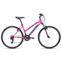 CTM STEFI 2.0 MTB 26'' női kerékpár, pink
