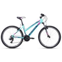 CTM SUZZY 1.0 MTB 26'' női kerékpár, türkiz