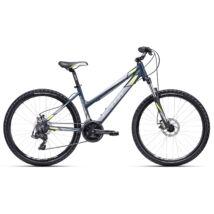 CTM SUZZY 2.0 MTB 26'' női kerékpár, sárga