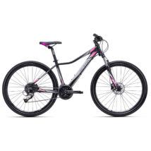 CTM CHARISMA 3.0 MTB 27.5 női kerékpár, fekete