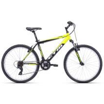 CTM AXON MTB 26'' kerékpár, sárga
