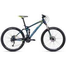 CTM ROCKER 27.5 trail kerékpár, sárga
