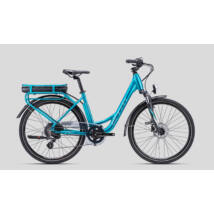 CTM E-Terra city e-bike 26'', türkiz