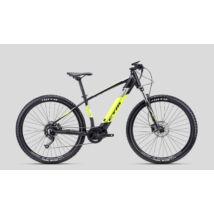 CTM Pulze MTB 29'' e-bike, középmotor, 9sp, fekete