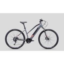 CTM SENZE Lady cross e-bike, közép agymotoros, 9p, pink