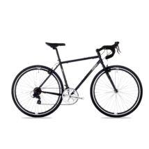 Csepel Rapid 3* gravel kerékpár, fekete