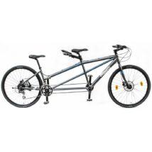 Csepel Tandem 100 kerékpár, szürke