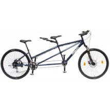 Csepel Tandem 200 kerékpár, kék
