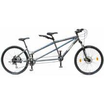 Csepel Tandem 200 kerékpár, szürke