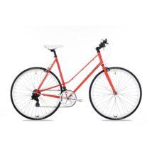 Csepel Torpedo 3* Lady  fitness kerékpár, piros