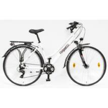 Csepel Traction 150 női trekking kerékpár, agydinamós