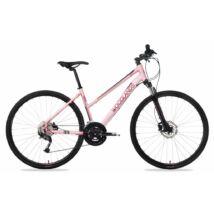 Csepel Woodlands Cross 2.1 női cross kerékpár, rózsaszín