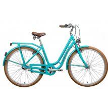 Gepida Classic city kerékpár, agyváltós, kék