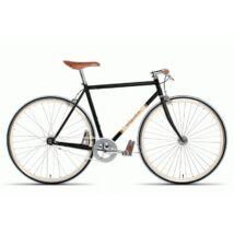 Gepida S3 Fixi kerékpár, fekete