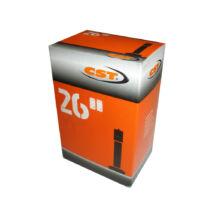 CST 26x1.25-1.50 (32/47-559) AV belső gumi, autó szelep