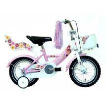 Hauser Swan gyerek kerékpár 12'', pink