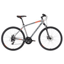 Kellys CLIFF 70 cross kerékpár, szürke