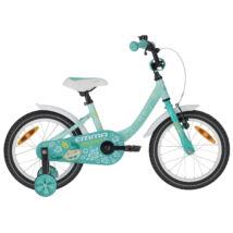 Kellys Emma gyerek kerékpár 16'', mentol