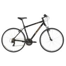 Alpina Eco C10 cross kerékpár, fekete