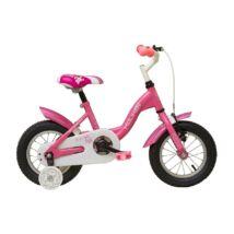 """Bunny gyerek kerékpár 12"""" (Pink)"""
