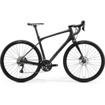 Merida Silex 700 gravel kerékpár, matt fekete