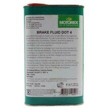 Motorex Brake Fluid DOT 4 fékfolyadék (1l)
