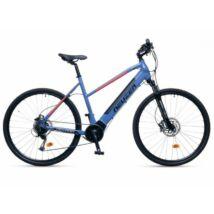 Neuzer Novara E-trekking kerékpár, középmotoros, 9sp