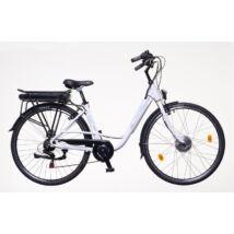 Neuzer Zagon MXUS női E-trekking kerékpár, első agymotor, 6sp