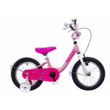 Neuzer BMX gyerek kerékpár 14'', Pink